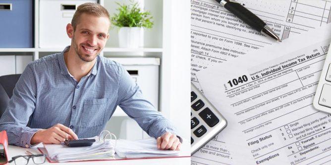 Profissional de impostos em Tucson